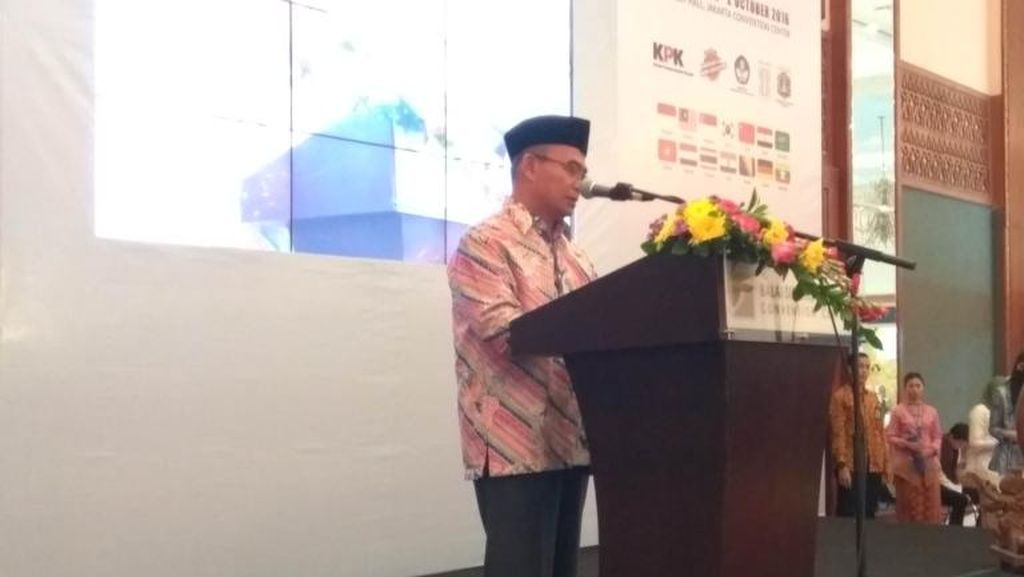 Mendikbud Buka Indonesia International Book Fair 2016, Malaysia Jadi Tamu Kehormatan