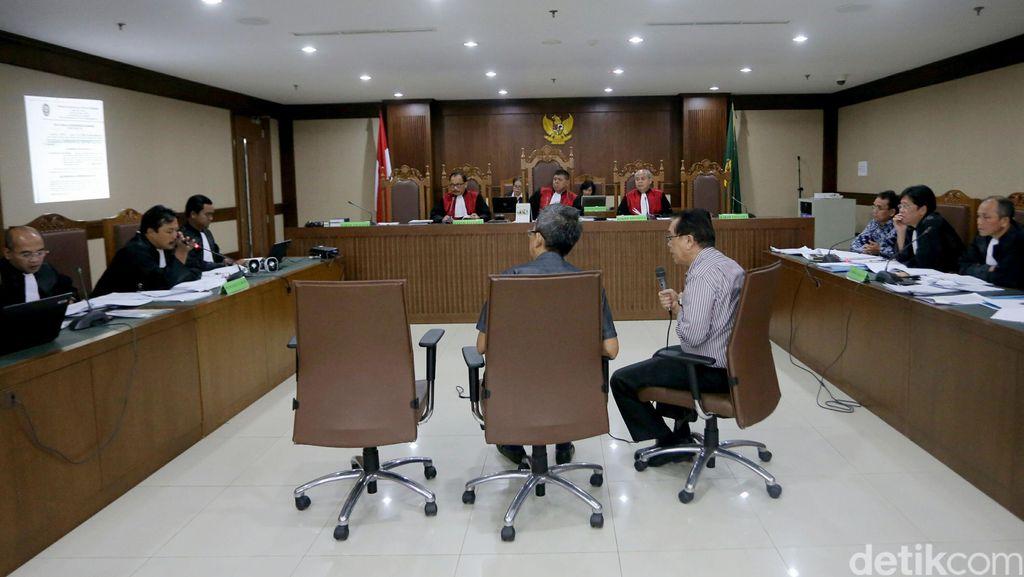 Penyuap Panitera PN Jakpus Minta Ajukan PK Meski Batas Waktu Habis