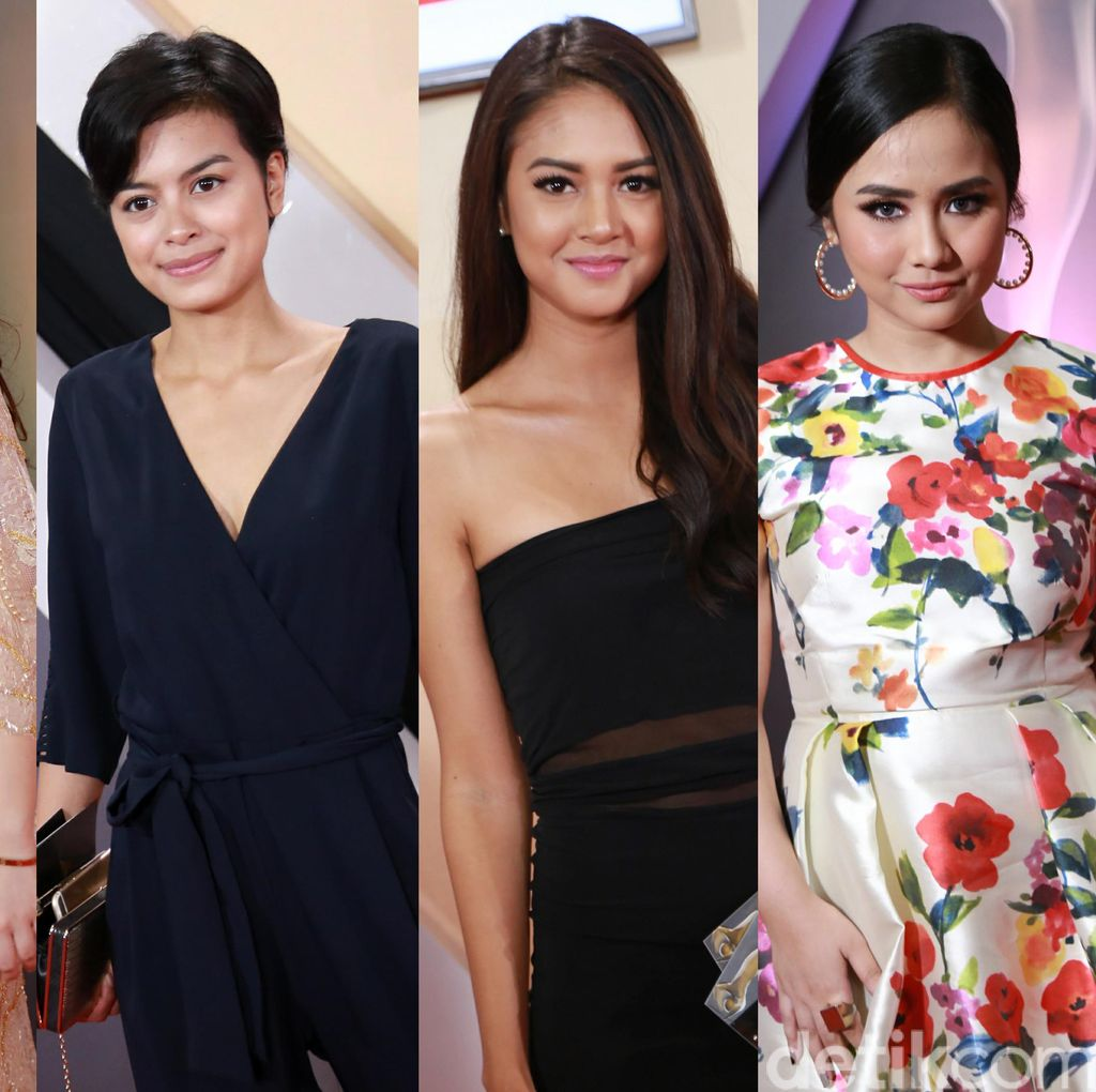 Penampilan Para Selebriti Muda di AMI Awards 2016