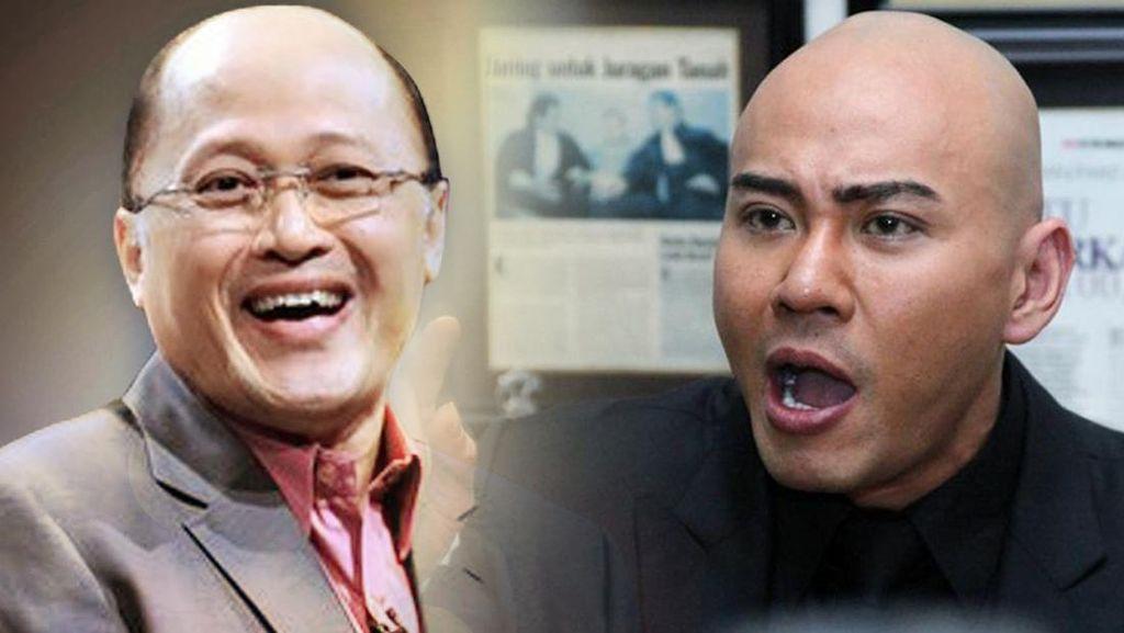 Deddy Corbuzier Minta Mario Teguh Ungkap Mr. X