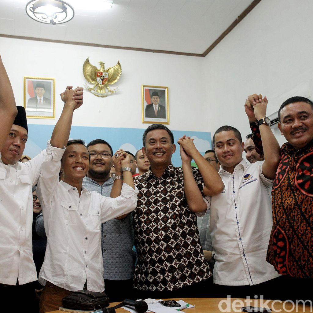 Ketua Timses: Ahok-Djarot Sedang Siapkan Tugas Plt Gubernur