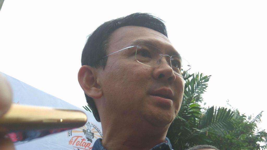Ahok Ngotot yang Berhak Tanda Tangan APBD Gubernur, Bukan Plt