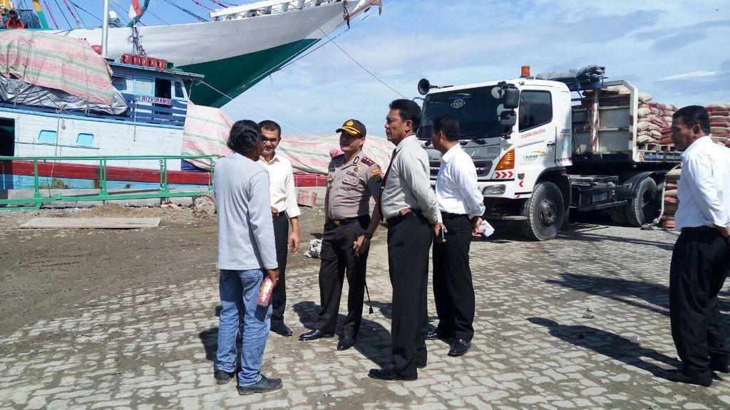 Polisi Cek Info Soal Adanya 400 WN China Turun di Pelabuhan Sunda Kelapa