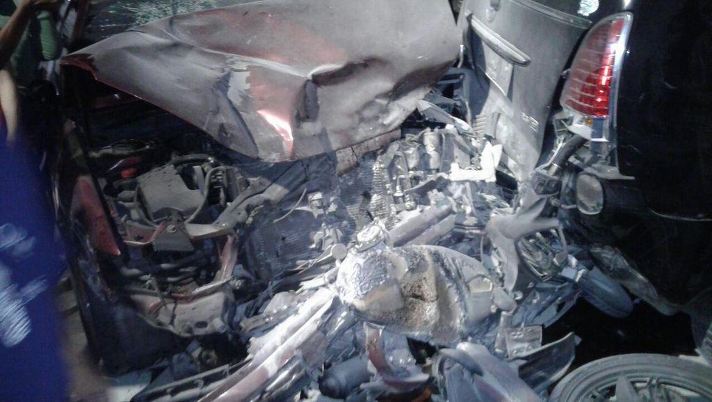 Polisi: Korban Tewas Kecelakaan di Warmo Tebet Penumpang Gojek