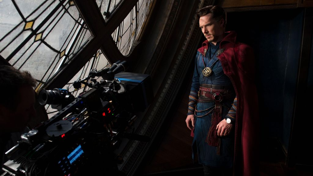 Perankan Doctor Strange, Benedict Cumberbatch Tinggalkan Zona Nyaman