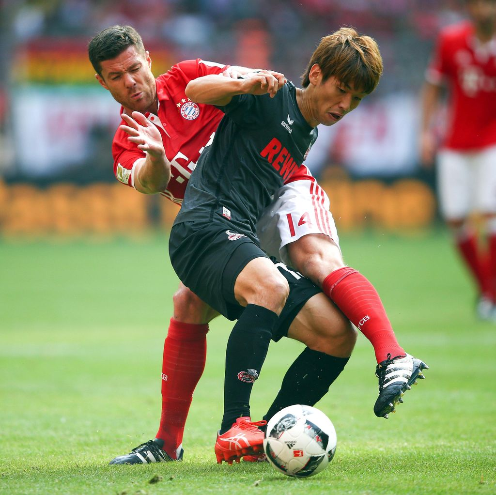 Bayern Ditahan Koeln di Allianz Arena