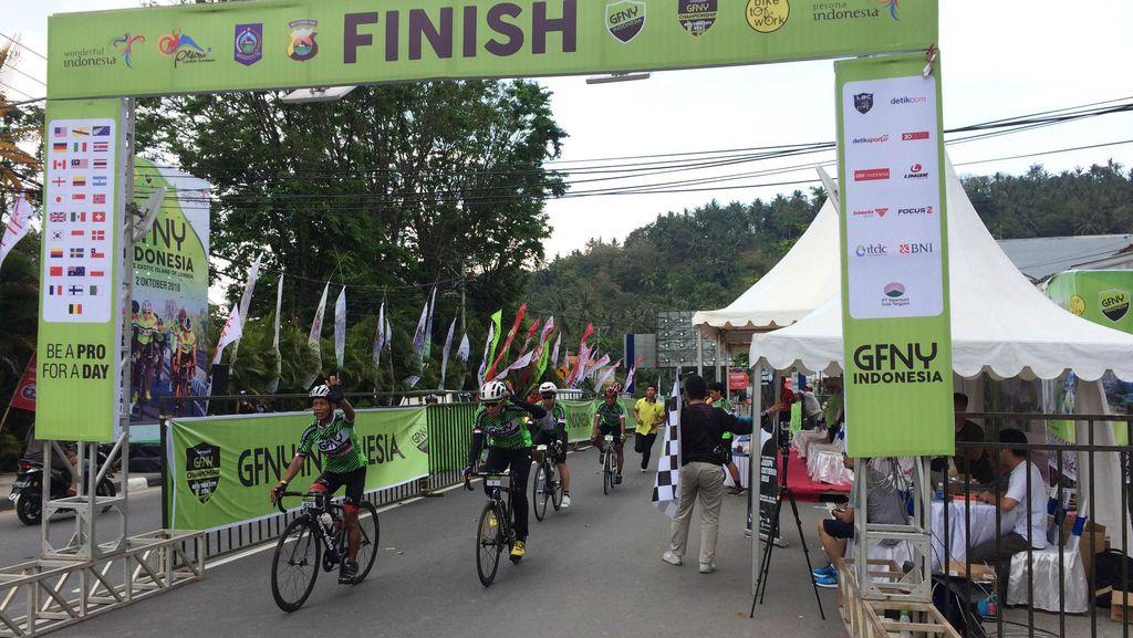Sampai Jumpa Lagi dalam GFNY di Lombok Tahun Depan!