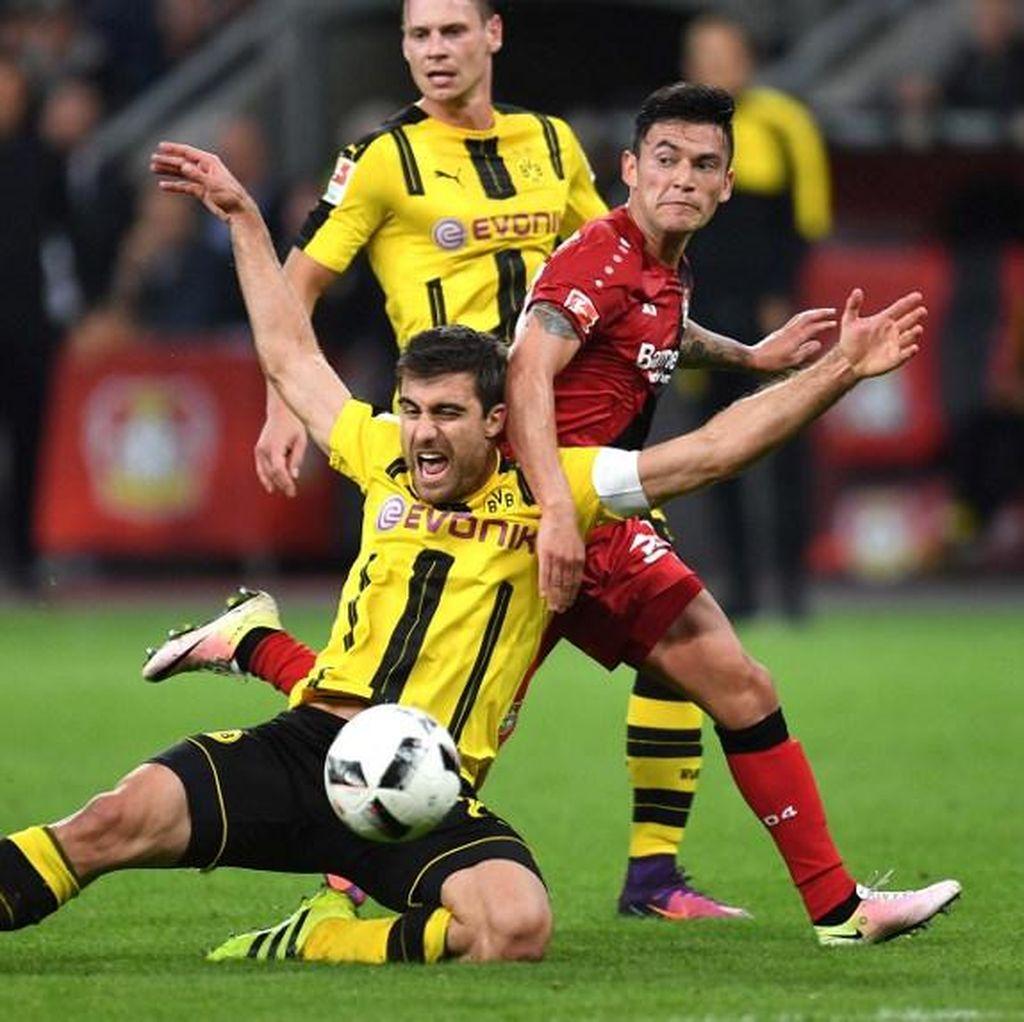 Tuchel Kritik Permainan Keras Leverkusen