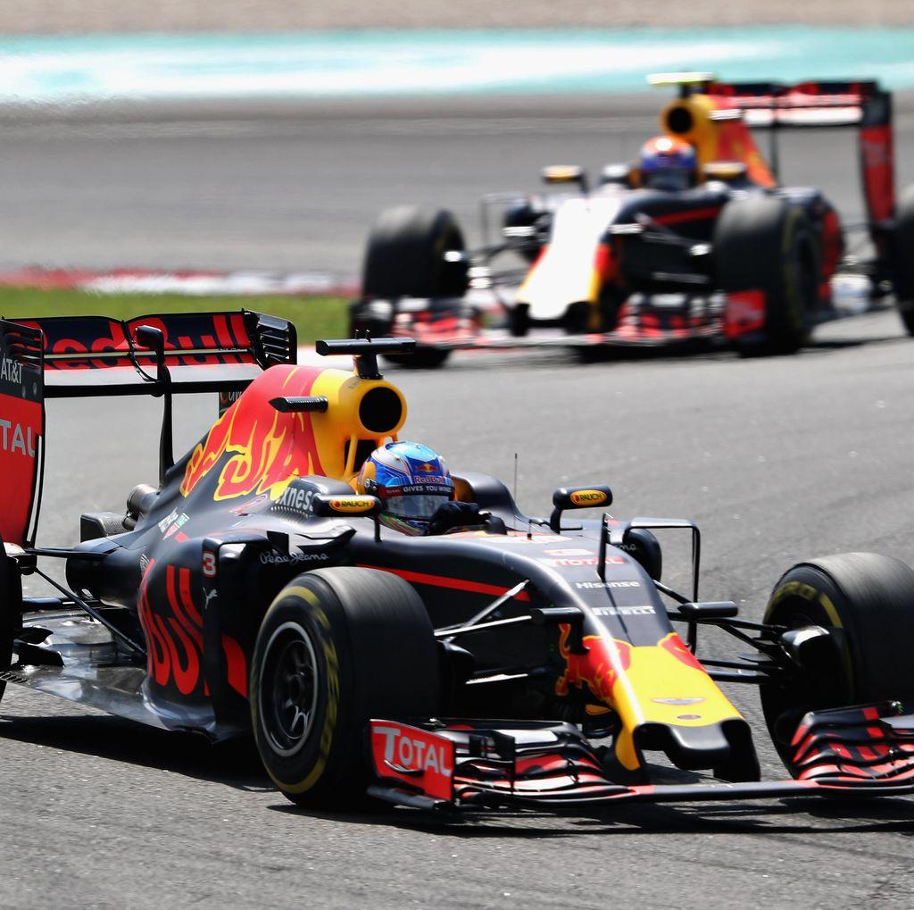 Red Bull Antusias Tatap GP Jepang, Incar Hasil Bagus Lagi