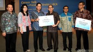 BCA Berikan Beasiswa di UI