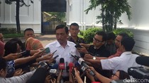 Bertemu Jokowi, Luhut Laporkan Kunjungan ke AS dan Kebijakan di Sektor ESDM