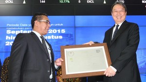 Astra Raih IDX Top Ten Blue 2016