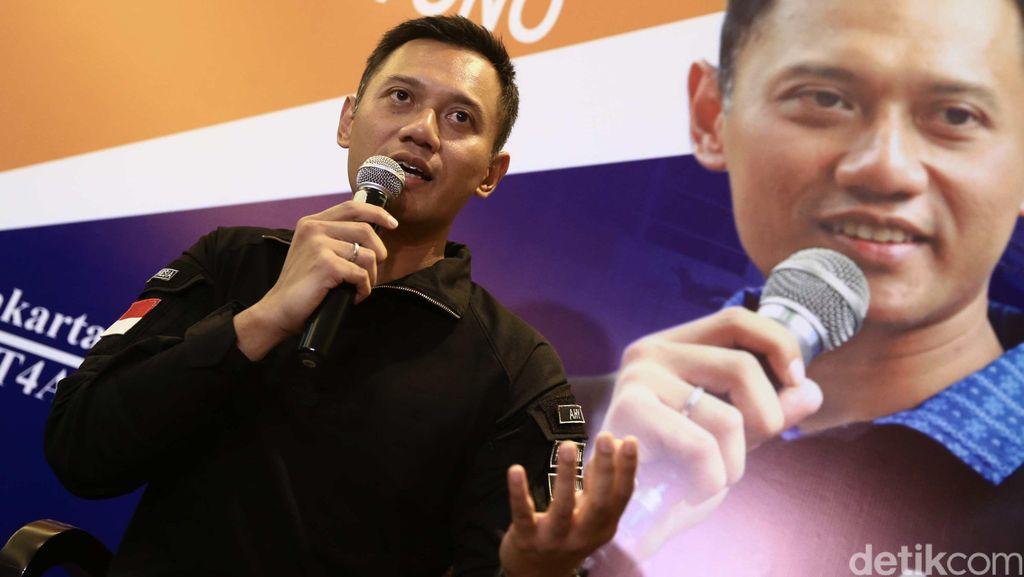 Cerita Agus Harimurti Soal Maju di Pilgub DKI 2017