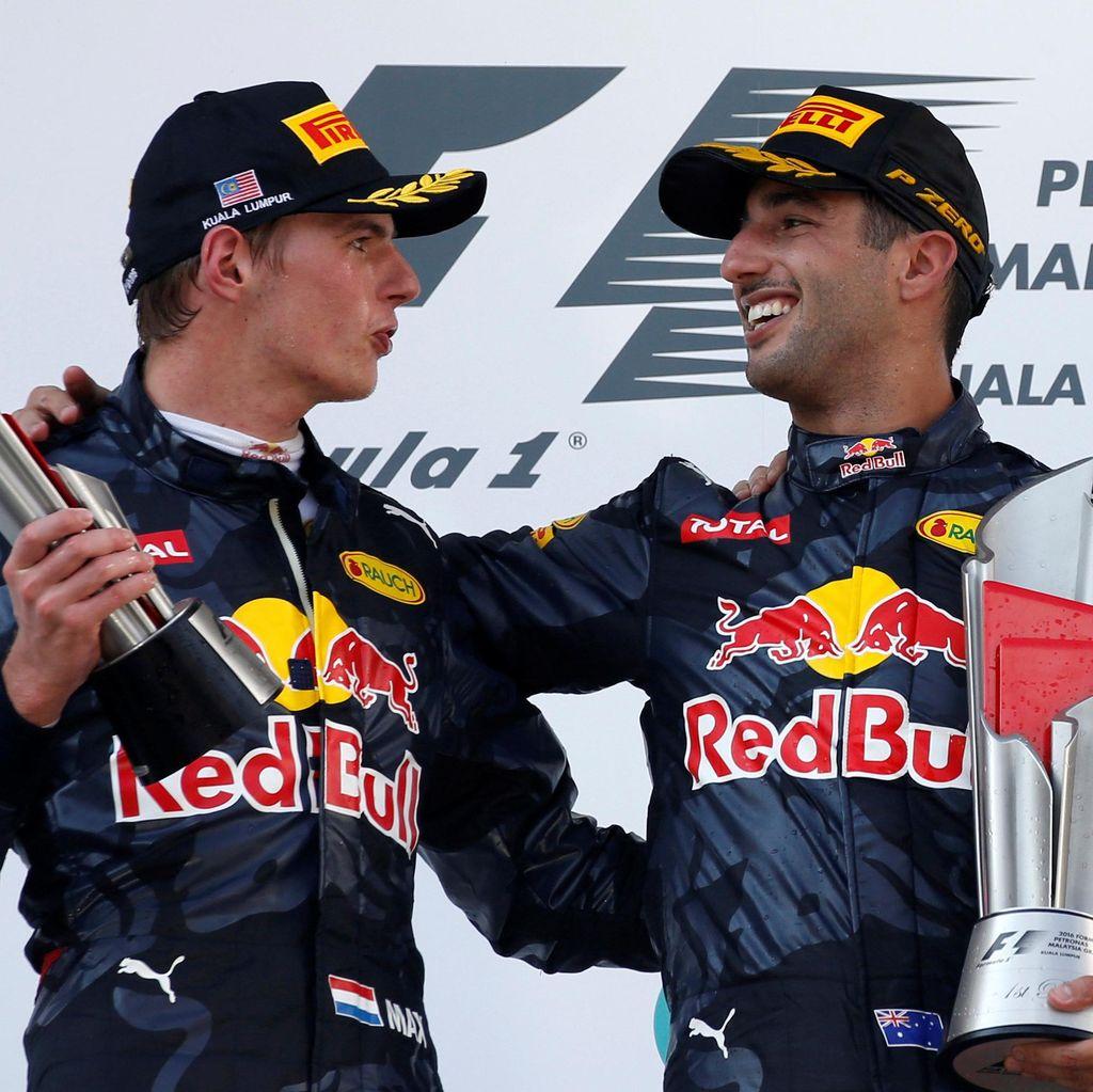 Tentang Finis Satu-Dua Red Bull dan Statistik Lain dari Sepang