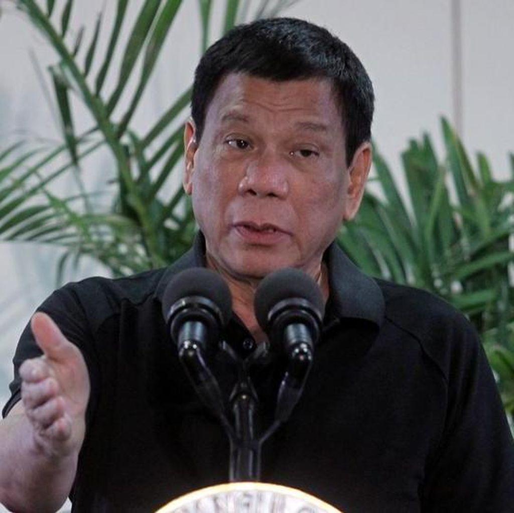 Duterte Ingin Pasukan AS Keluar dari Filipina dalam 2 Tahun