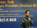 Presdir BCA: Bunga Kredit Belum Bisa Langsung Turun