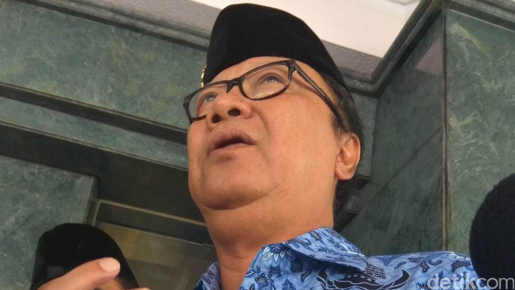 Mendagri: Pak Ahok Tak Usah Khawatir, Plt Gubernur Bisa Teken APBD