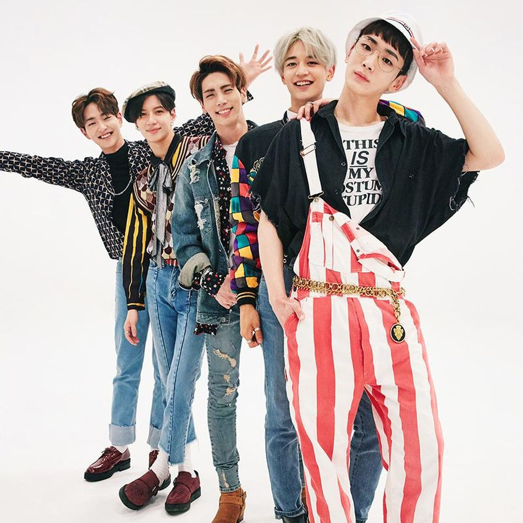 SHINee Jadi Gentleman di Teaser MV 1 of 1