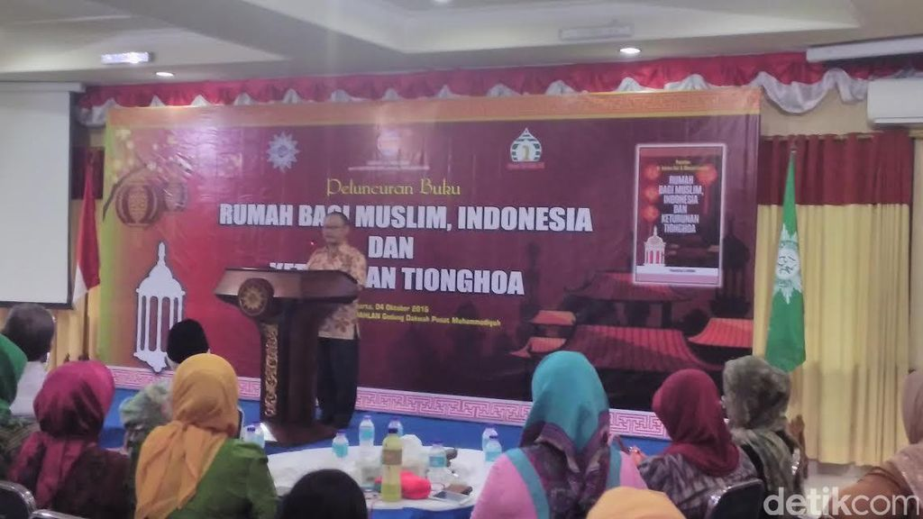 Berbaurnya Islam dan Etnis Tionghoa di Indonesia
