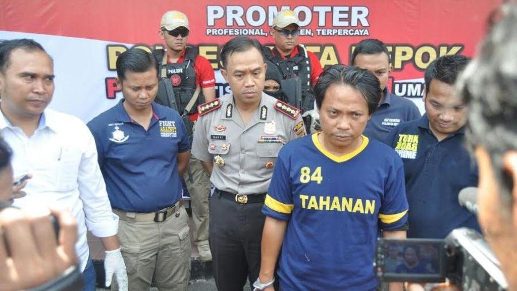 Cari Bukti Tambahan, Polisi Kembali Geledah Padepokan Satrio Aji