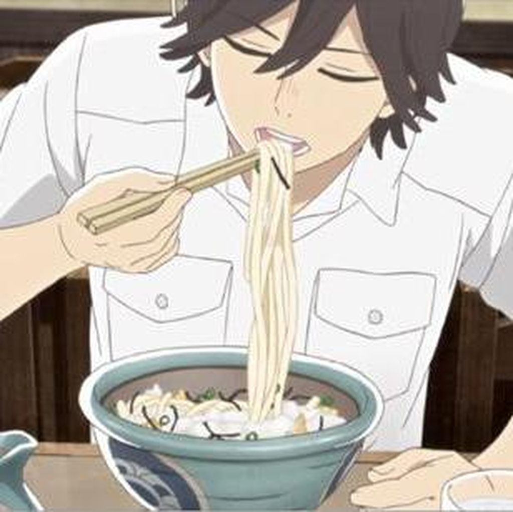 Pocos Udon World dan Flip Flappers Tayang Oktober di Animax