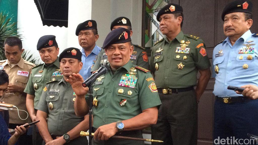 Panglima TNI: Anggota yang Melakukan Pemukulan di Bandara Diproses Hukum