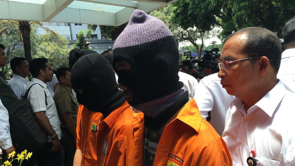 Polisi Ungkap Perdagangan Hewan Langka di Barito dan Online