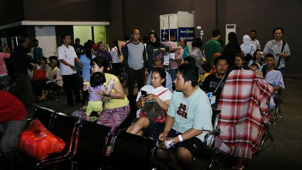 Penjelasan RS Siloam Makassar soal Ledakan Pemanas Air yang Picu Kepanikan