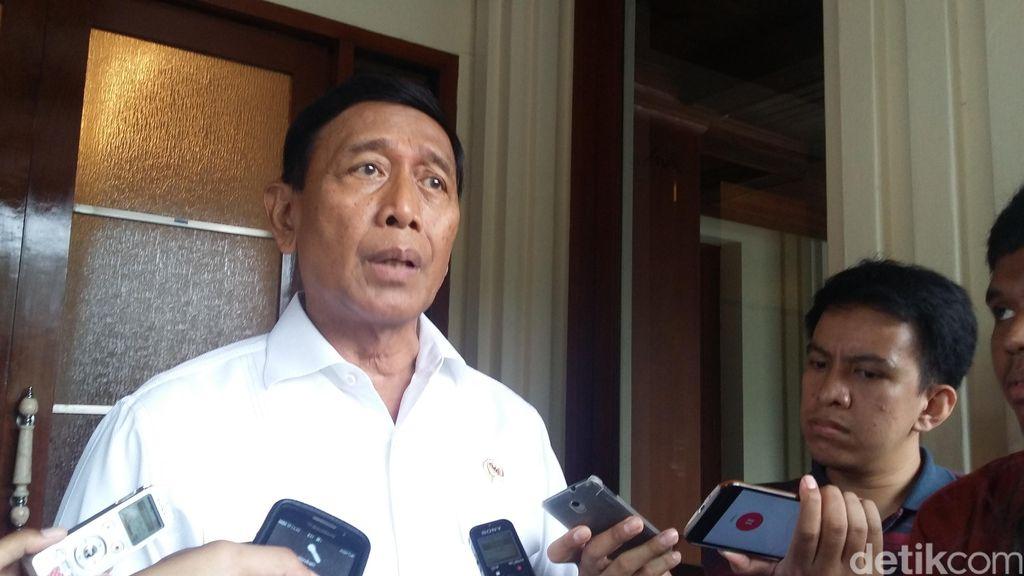 Wiranto: Tidak Ada Perintah Mengusut, Malah Presiden Apresiasi Pak SBY