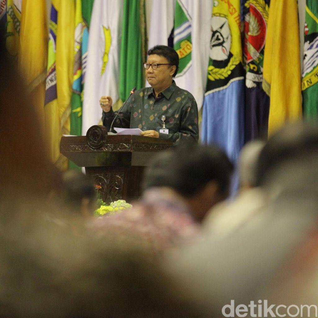 Siapkan Plt untuk Petahana di Pilkada, Mendagri Surati Jokowi-JK