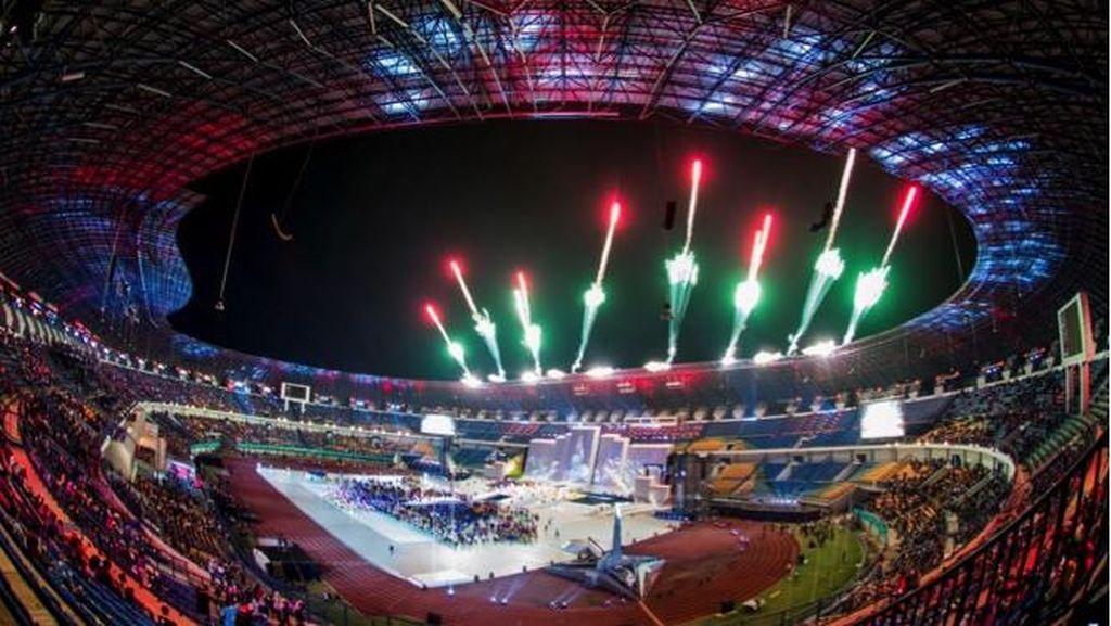 Atlet & Official Terkesan dengan PON XIX Jawa Barat