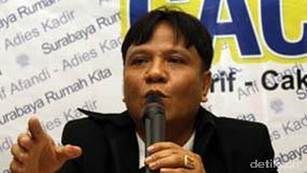 WW Jadi Tersangka, Hanura Jatim: Pelantikan Sebagai Ketua Surabaya Batal