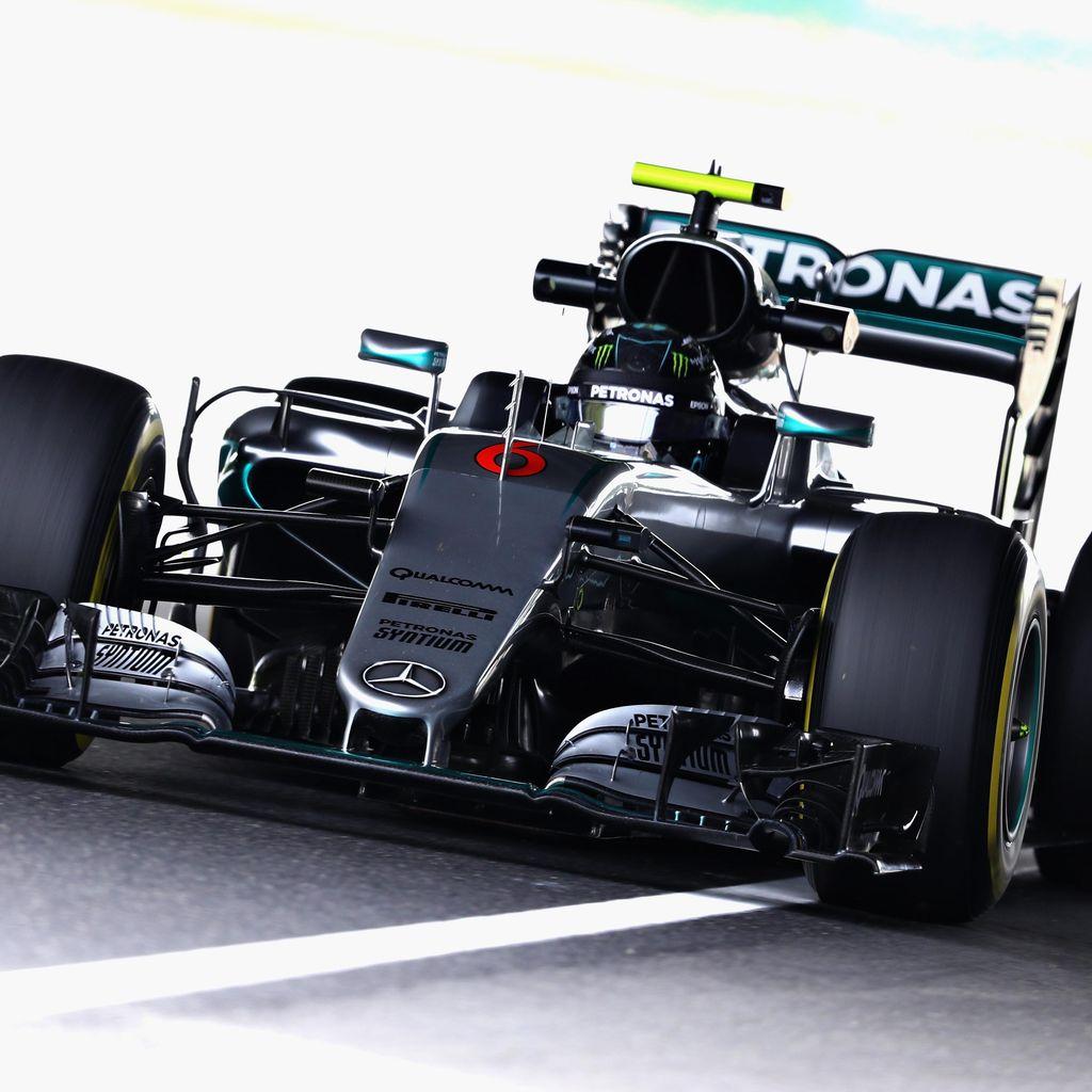 Rosberg Ungguli Hamilton di Latihan Pertama