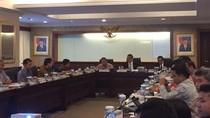 Dipanggil DPD, Darmin Nasution Jelaskan Perombakan BP Batam