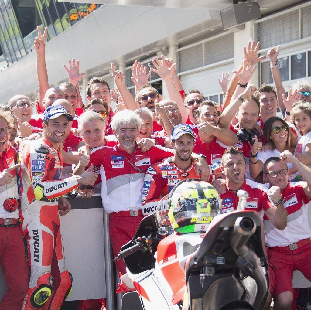 Ducati Mulai Siapkan Motor yang Beda untuk Maksimalkan Kualitas Lorenzo