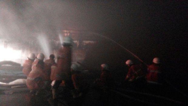 Kapal Ikan di Jakut Terbakar, Kerugian Capai Rp 4,5 M