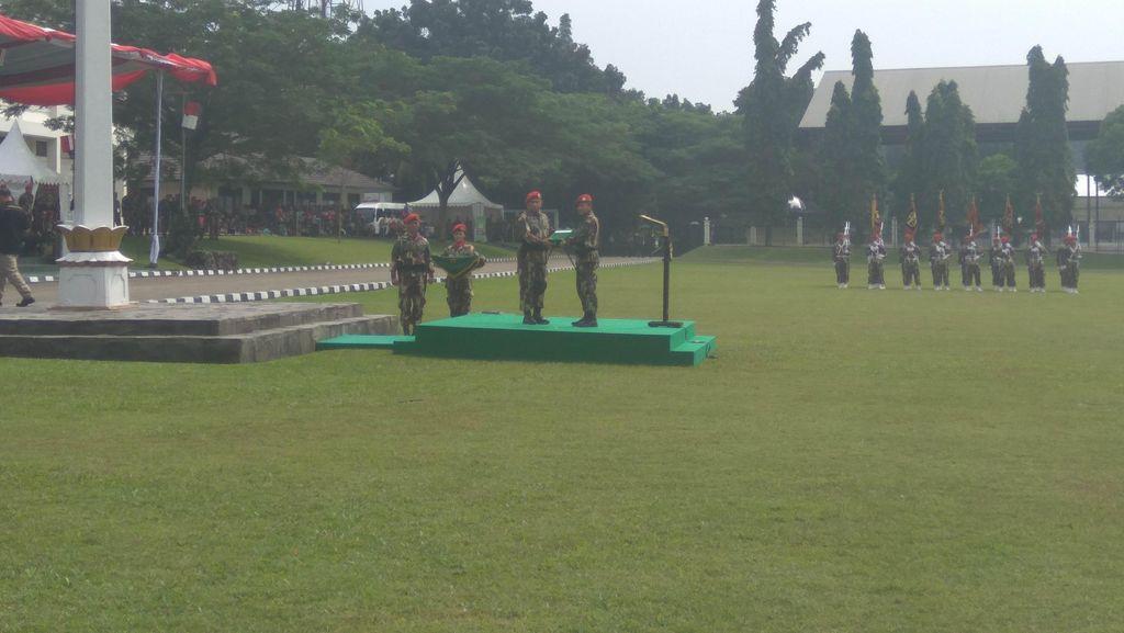 Brigjen TNI Madsuni Gantikan Mayjen Herindra Sebagai Danjen Kopassus
