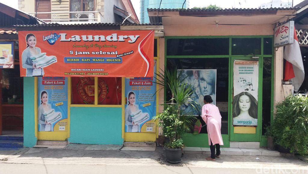 Melihat Laundry Kiloan yang Digugat Rp 210 Juta karena Jas Dirjen HAM Berkerut