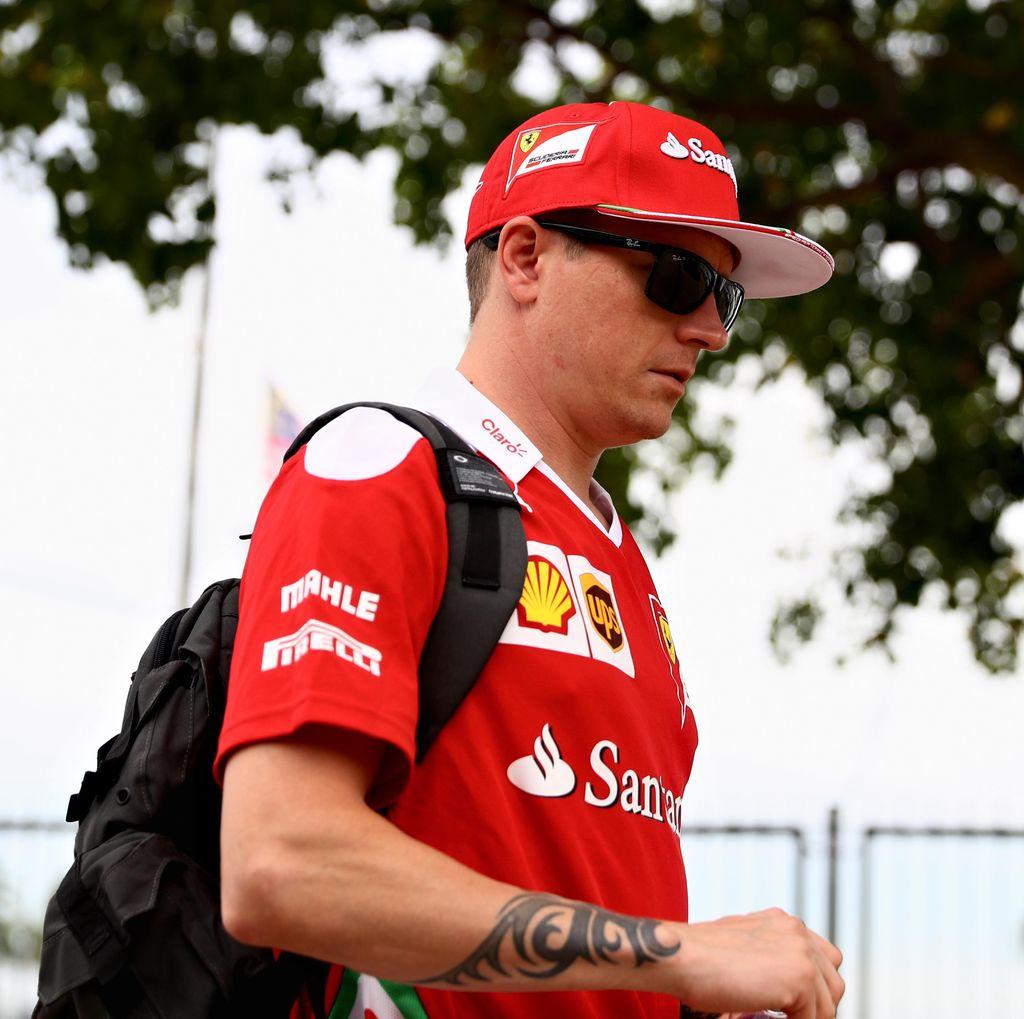 Start di Depan Ricciardo, Raikkonen Lebih Pede
