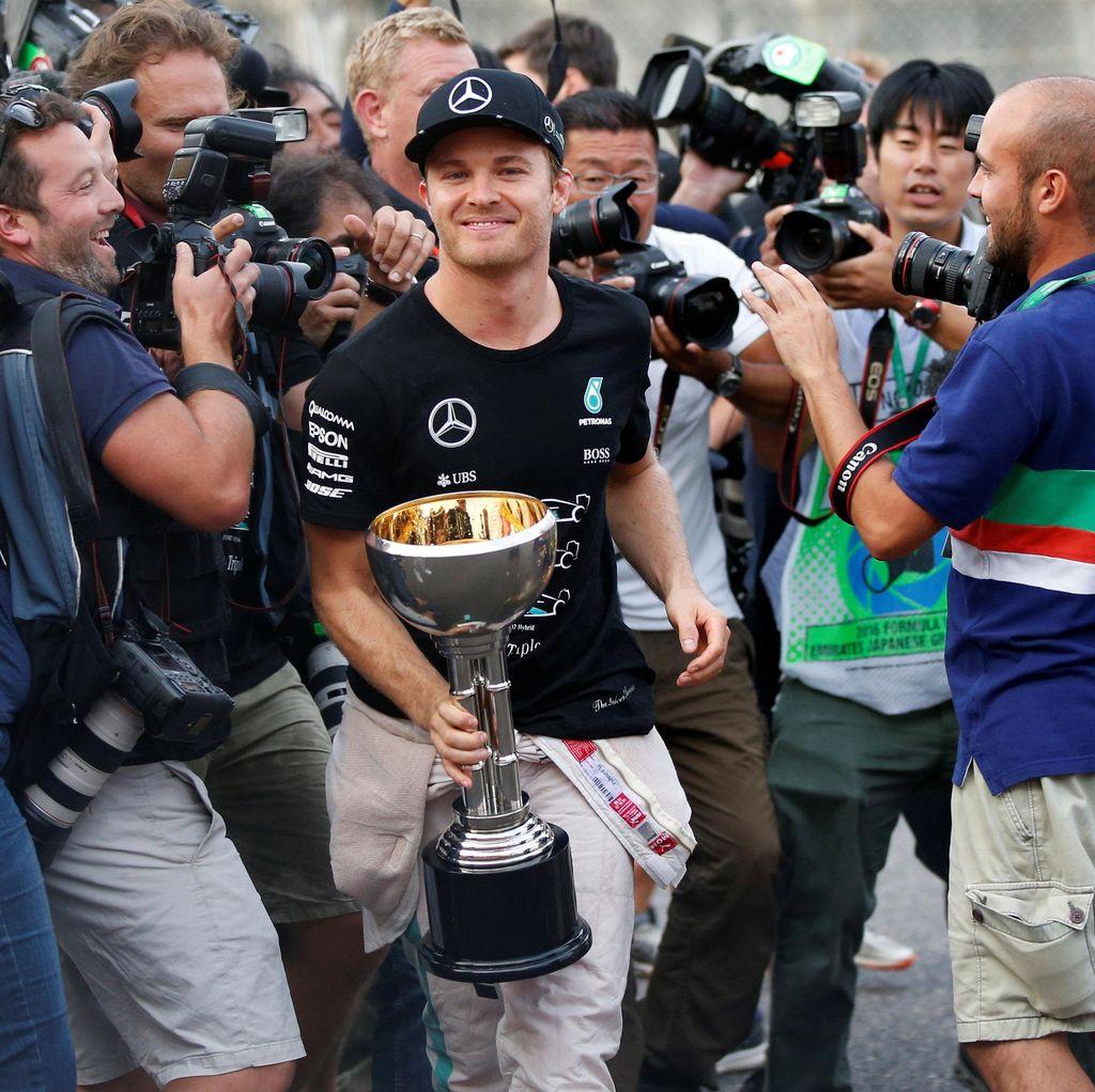 Akhir Pekan Sempurna untuk Rosberg
