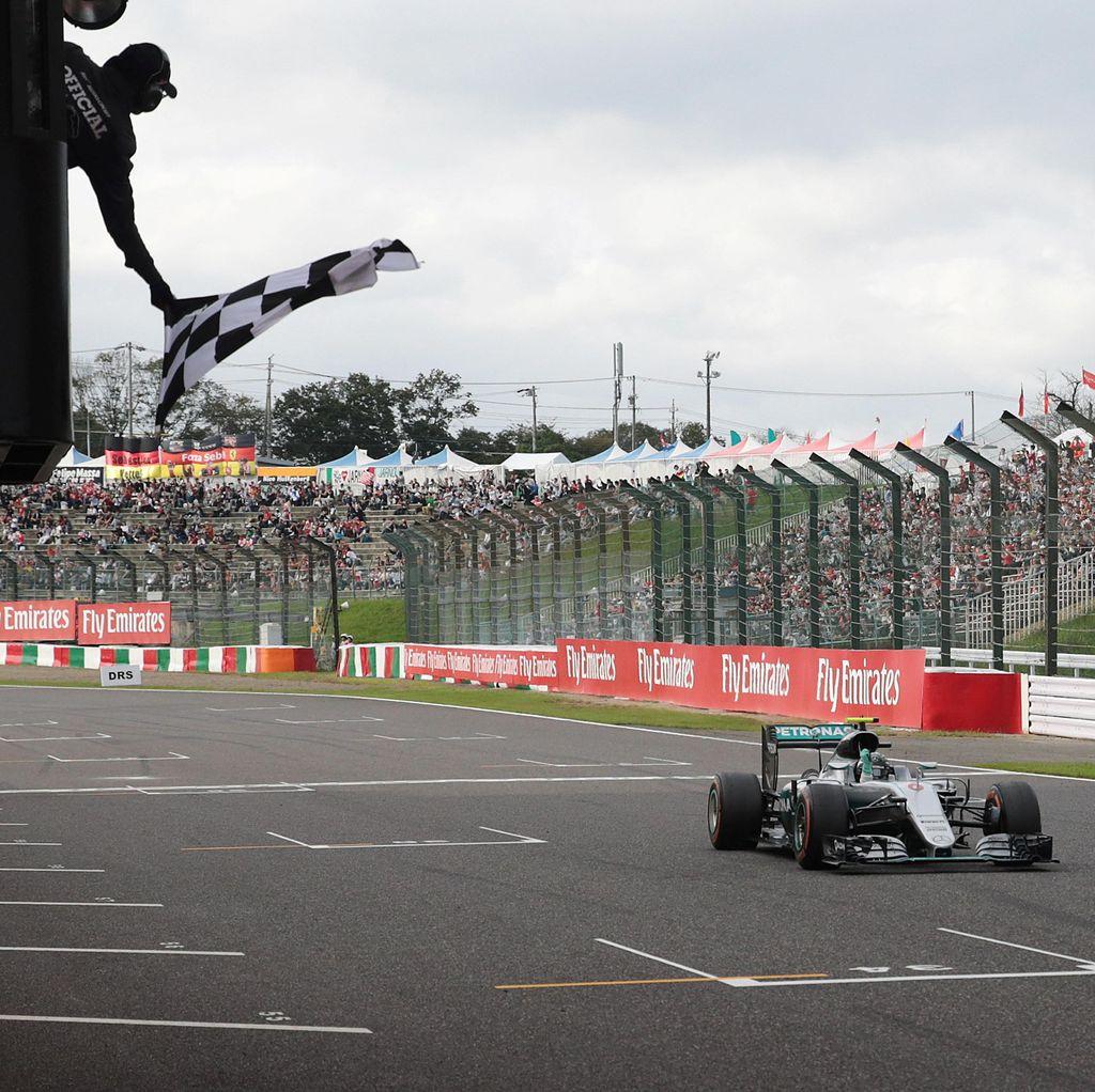 Tentang Gelar Juara Dunia Mercedes dan Statistik Lain dari Suzuka