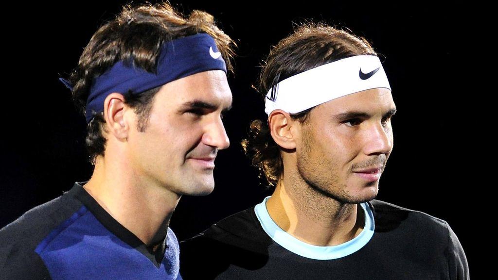 Federer dan Nadal Absen di Empat Besar Setelah Lebih dari Satu Dekade