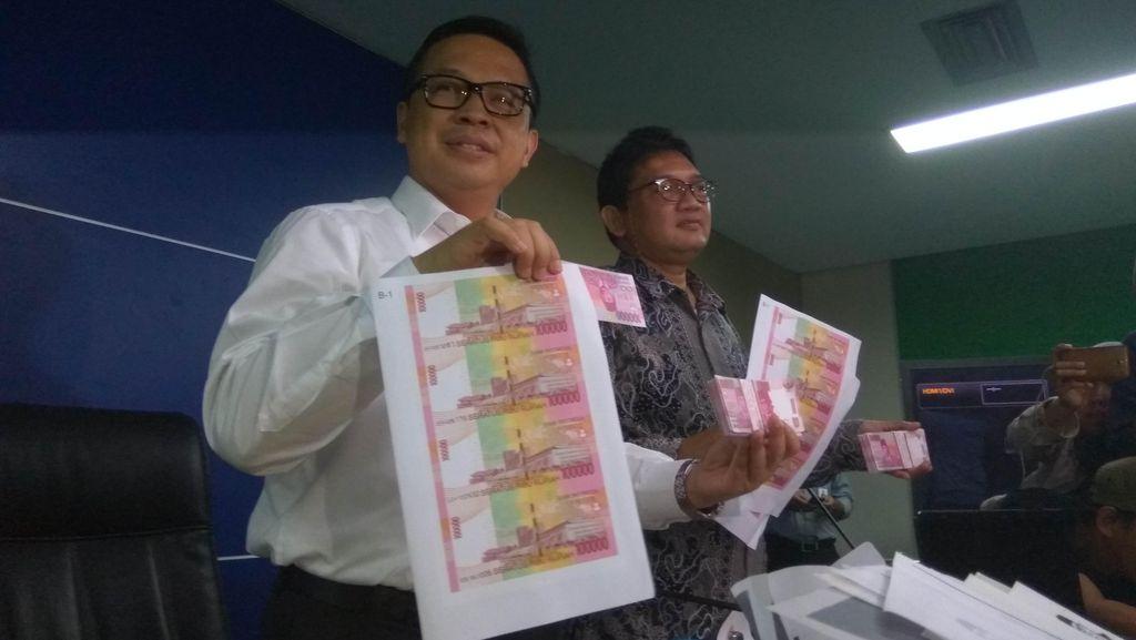Periksa Napi Pengedar Uang Palsu di 10 Provinsi, Polri ke LP Kerobokan
