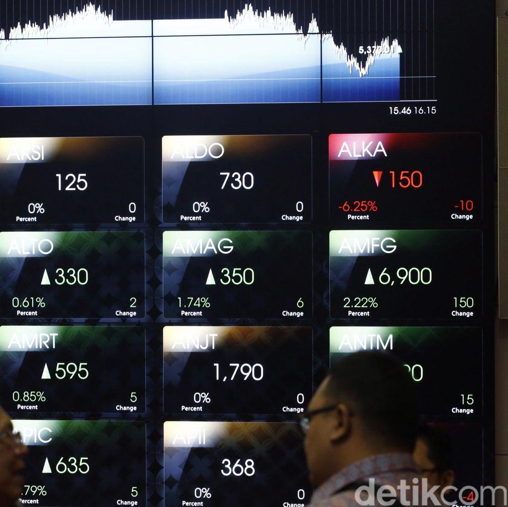 Perdagangan Bakal Diramaikan Saham- saham Spekulatif Lapis Dua dan Tiga
