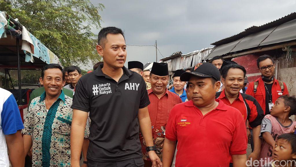Mengintip Aksi Blusukan Bukan Obral Janji Agus Yudhoyono