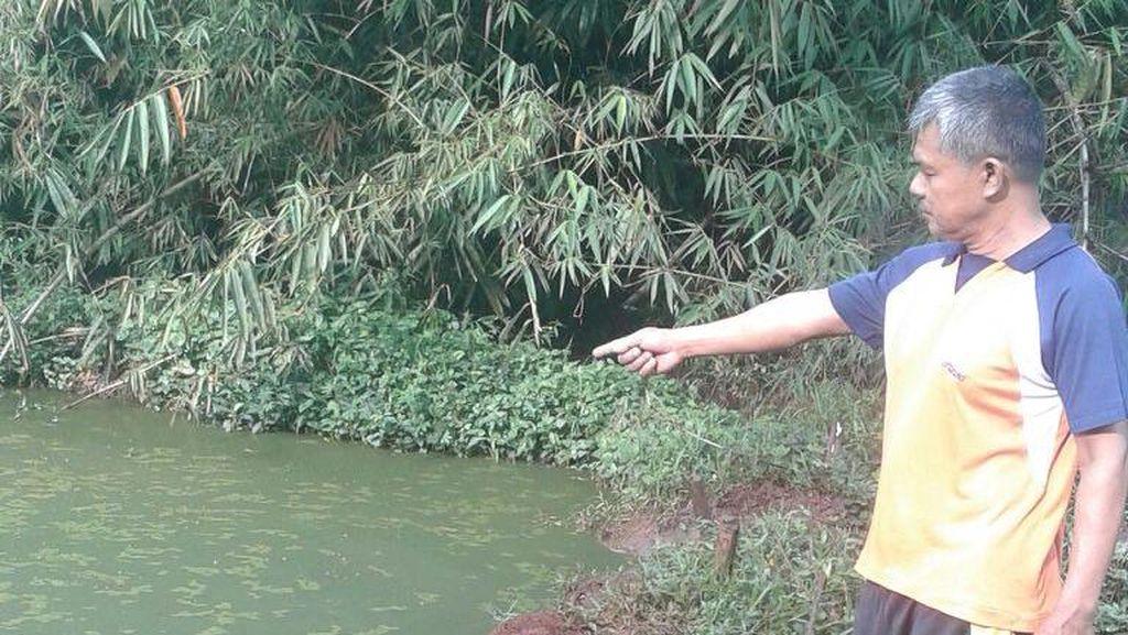 Mayat Bayi Ditemukan di Kolam Pemancingan di Tangerang