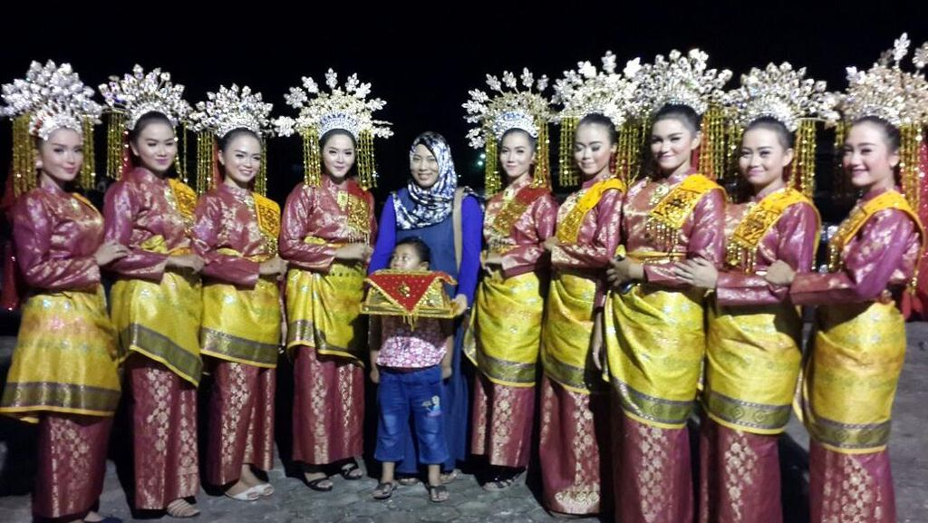 Festival Siak Bermada Internasional Digelar di Riau