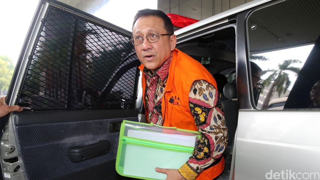 Dicopot dari Ketua DPD, Irman Gusman Gugat AM Fatwa Cs Rp 10 M