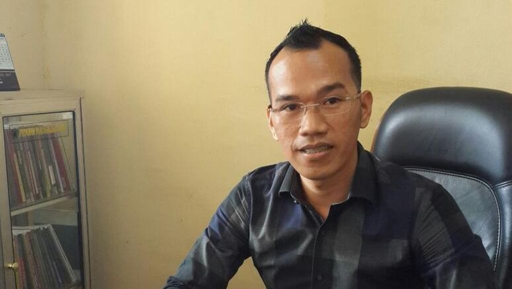 Kegigihan Bripka Rudi, Polisi Pekanbaru Peraih Doktor Hukum