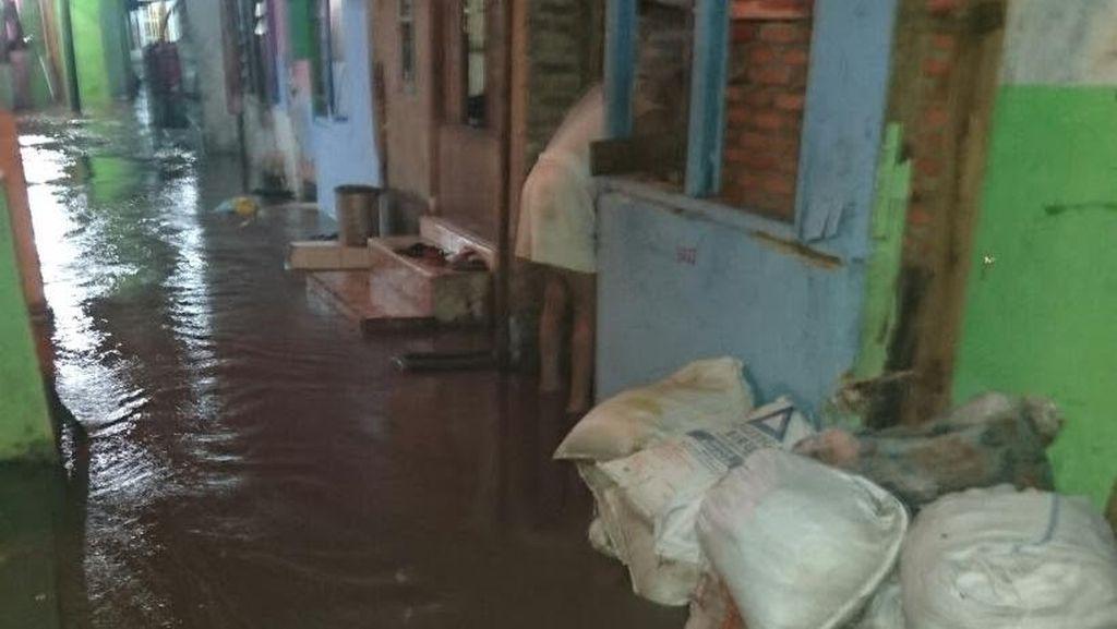 Ahok: Kiriman Air dari Katulampa Seharusnya Bukan Ancaman Lagi bagi Jakarta